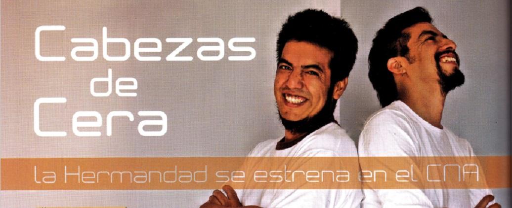 La Hermandad se estrena en el CNA. Music Life.