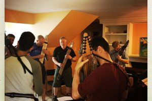 MasterClass @ Vancouver International Chapman Stick Festival